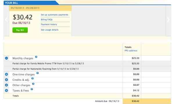 Walmart Family Mobile - http://www.behindthestudio.com #FamilyMobileSaves #cbias
