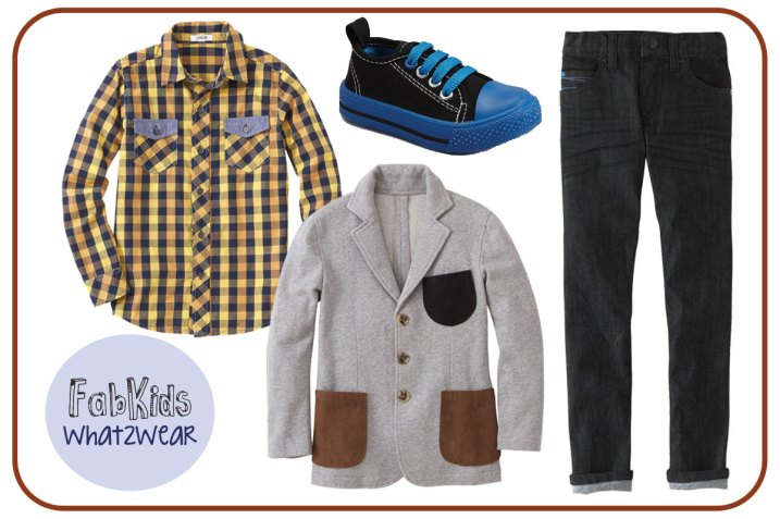 Perfectly styled outfits from FabKids - http://www.fabkids.com/invite/19318668/