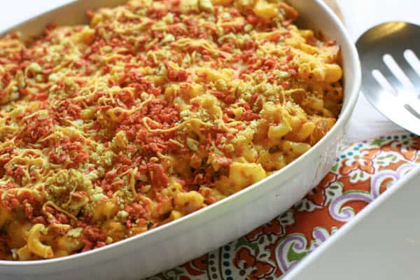 Cheesy Chicken Bacon Bake - Kraft Recipe Makers - #CookinComfort #CollectiveBias #shop