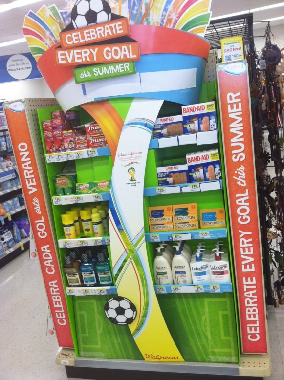 Celebrate every goal with Walgreens #CelebrateEveryGoal #shop