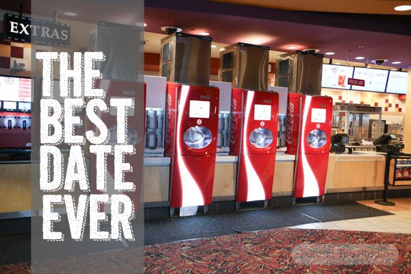 The best mommy & son date ever @ the AMC Theatres -  #AMCandCocaColaFreestyle #ad