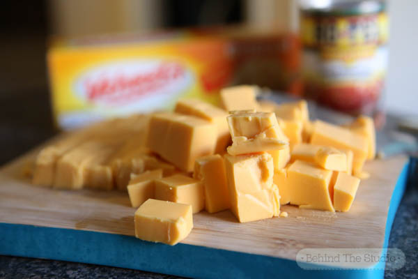 Queso for All with Velveeta Cheese and Ro*Tel tomatoes - #QuesoForAll #ad