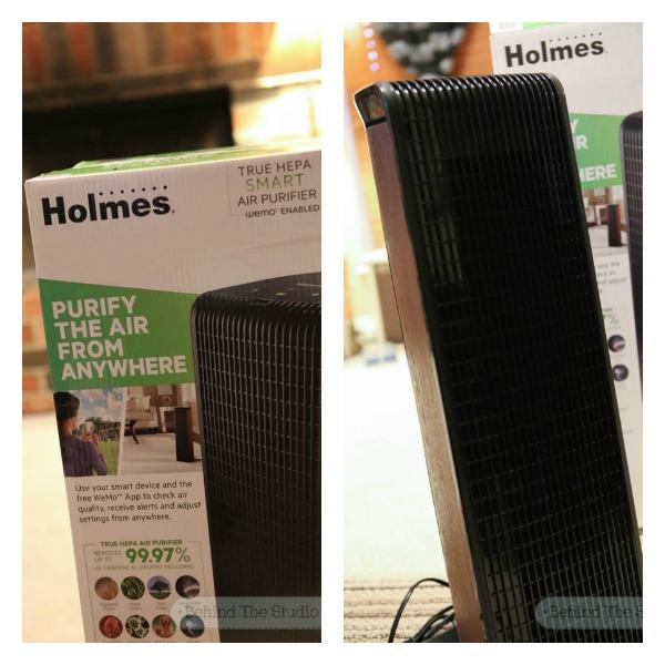 Holmes® Smart Air Purifier