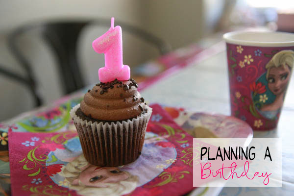 Its never too early to plan a birthday! #BDayOnBudget #AD