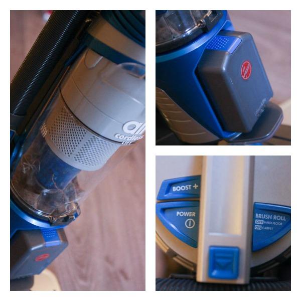 Hoover Air Cordless Vacuum #AD #NoCordNoBull #cg @HooverUSA