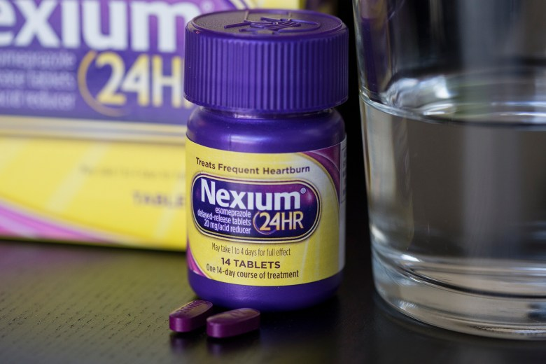 How to beat heartburn with Nexium - pepperoni pizza bites