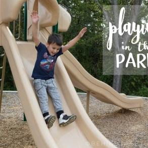 childhood development, playing, park, children, playground #AD #ShapedByPlay #IC
