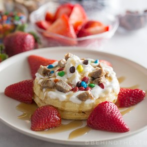 These aren't your mama's waffles - See where the Eggo Waffle truck is going next! - #AD #EggoWaffleBar