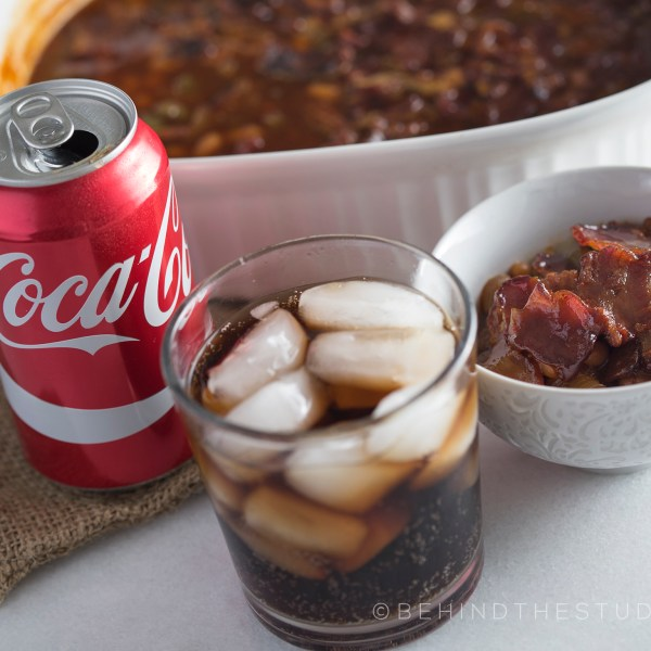 baked beans with coca-cola™ #AD