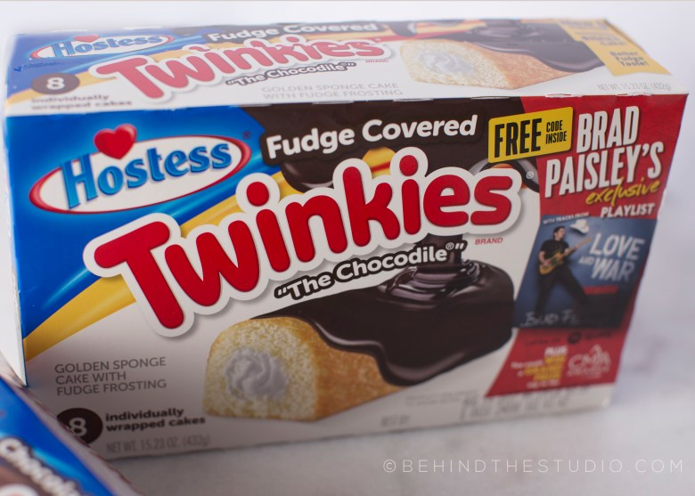 Chocolate cake strawberry trifle with Hostess Twinkies | #TwistOnTwinkies #AD @Hostess_Snacks