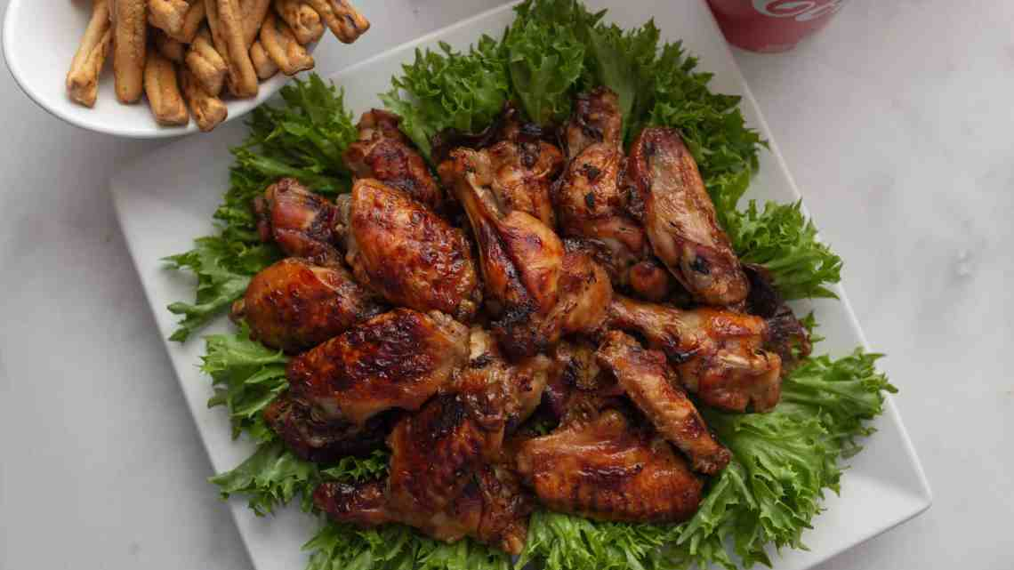 How to make juicy chicken wings with Coca Cola Chicken Wing marinade recipe