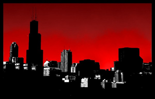 Behind The Thrills  Chicago Haunted Attractions Open for Valentines Day