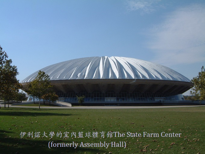BH73-38-7768-圖2-The State Farm Center (formerly Assembly Hall) 宽680