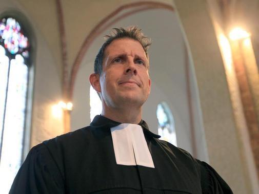 Rev Olaf Latzel