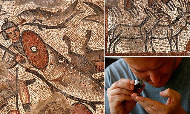 mosaic-ancient-galilee-synagogue