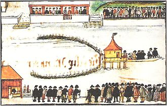 Felix Manz was executed by drowning within two years of his rebaptism.
