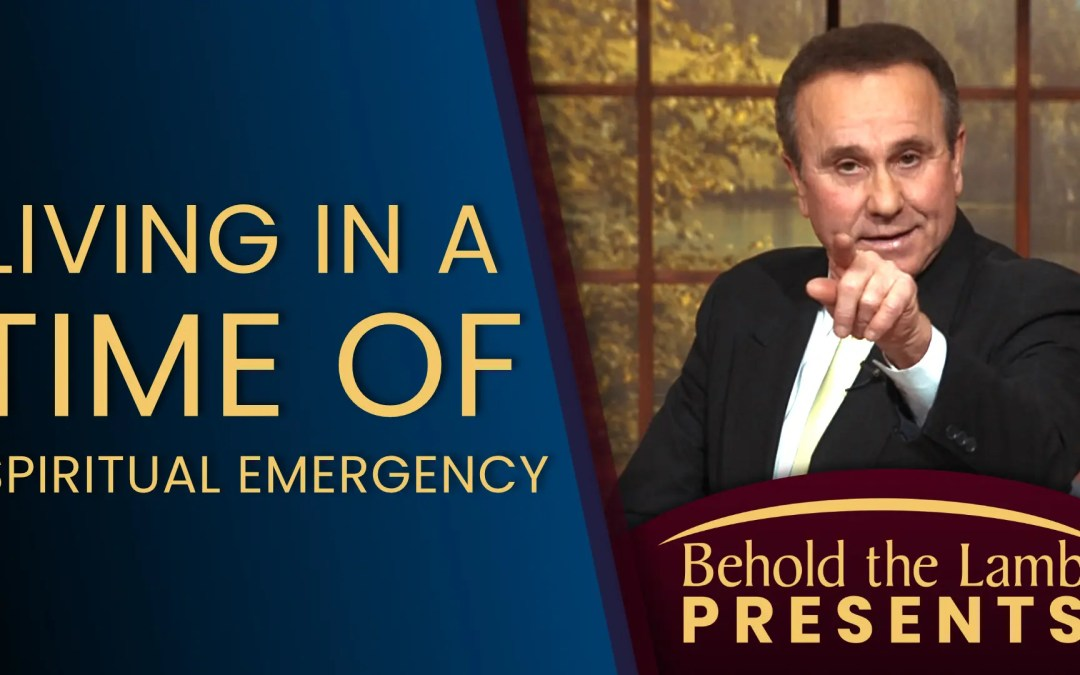 Living in a Time of Spiritual Emergency