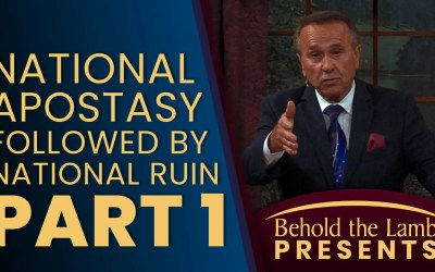 National Apostasy Followed by National Ruin – Part 1