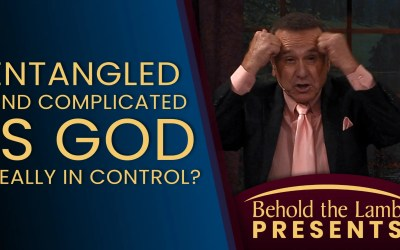 Entangled and Complicated: Is God Really in Control?