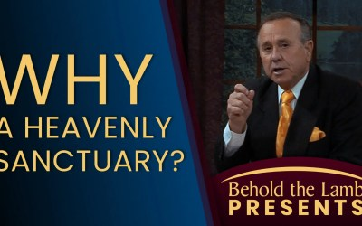 Why a Heavenly Sanctuary?