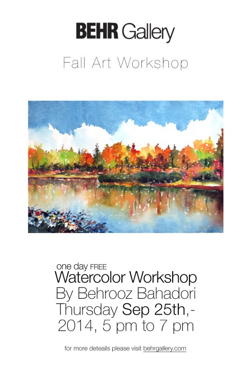 BEHR Fall worksop