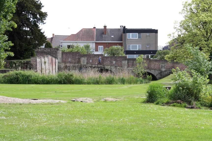 mooi Zottegem - park achter het kasteel - IMG_5362