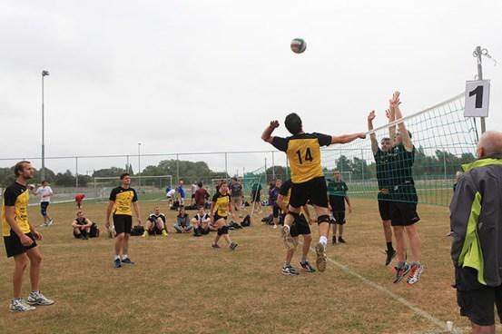DDL melle wisselbeker volleybal (4)