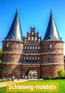 Beihilfe Schleswig Holstein Holstentor Bundesland Lübeck