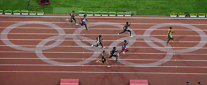 Usain Bolt, Insane Time – 200m WR | Beijing Olympics 2008