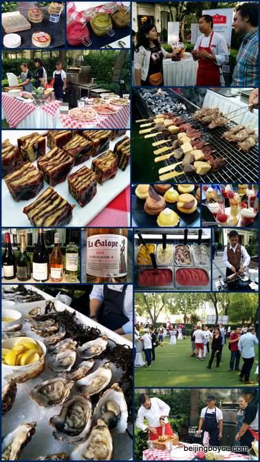 Rougie 140th anniversary at Brasserie Flo Beijing China (2)