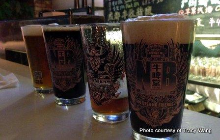 tracy wang craft beer tour of beijing