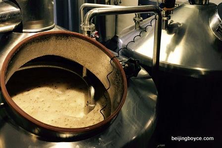 jing-a qu brew 2016 world baijiu day beijing china