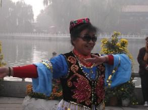 Uighyr Dancing