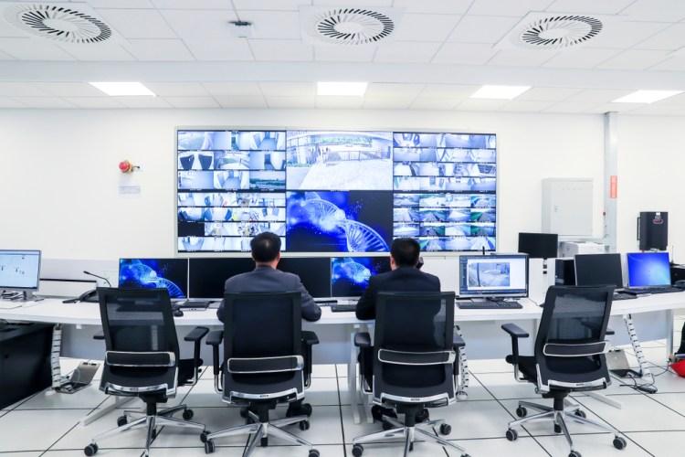 China Surveillance Blockchain