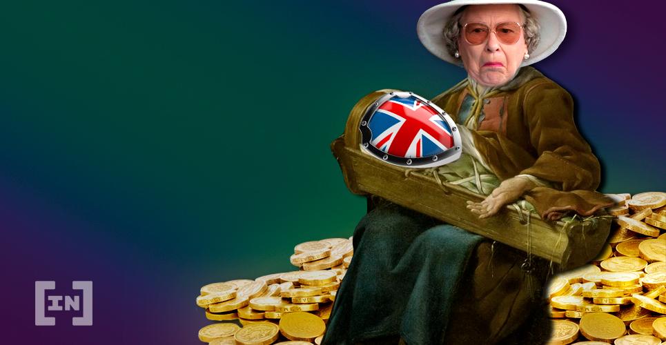 UK Brexit Queen Bitcoin BTC