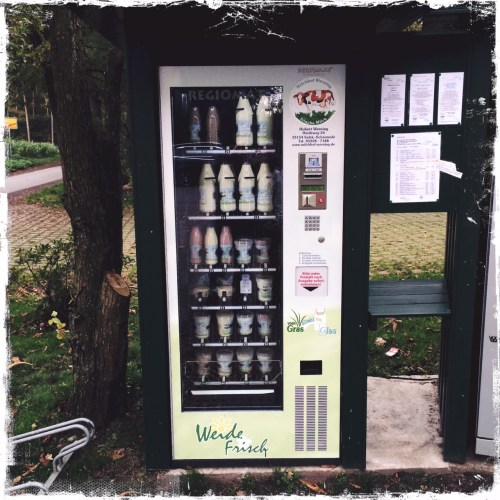 dairy vending machine