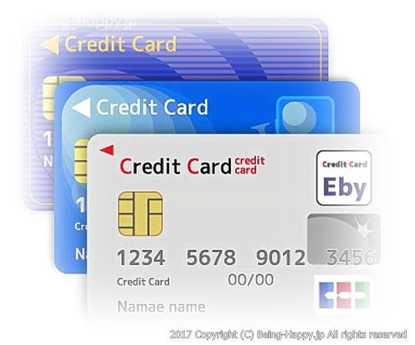 クレジットカードの存在が海外旅行をする際にいかに大切かのイメージイラスト