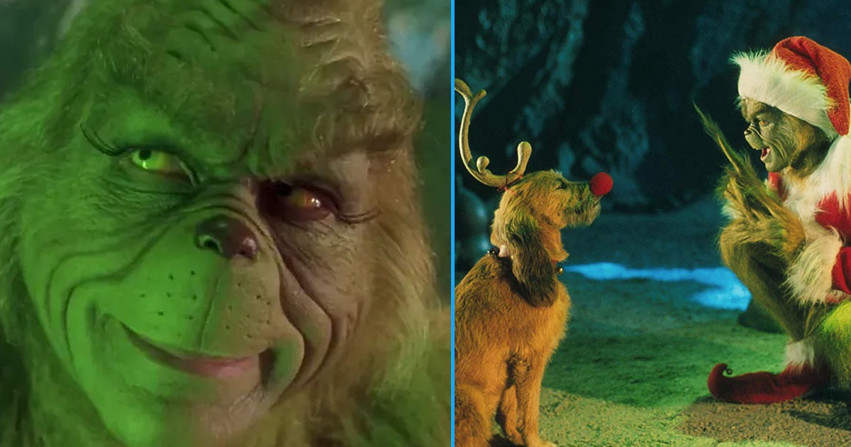'The Grinch' Has Been Removed From Netflix