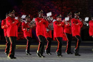 National Ceremonial Guard (NCG) Band (Photo courtesy of John Hogg) (1)