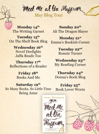 Blogtour: Meet Me at the Museum by Anne Youngson @DoubledayUK