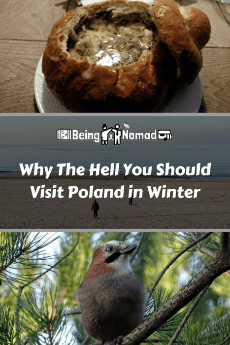 Poland might not be one of the first places you want to visit in winter, but it's certainly one if the most magical. From Christmas Markets to virgin snow ski tracks and from mulled beer to frozen lakes, here's some of the best reasons to visit Poland in winter. #poland #visitpoland #krakow #polandinwinter
