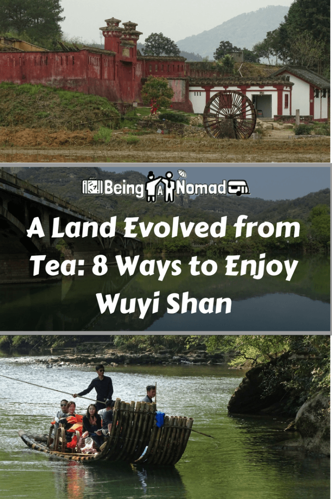 Wuyi Shan deserves it's UNESCO world heritage listed title as one of the most stunning places in the world. But there's a lot of places outside of the city that are equally stunning. In this article, we explore both the resort and the villages around Wuyi Shan to deliver an extensive guide to this stunning location. #wuyishan #fujian #visitchina #wuyimountain