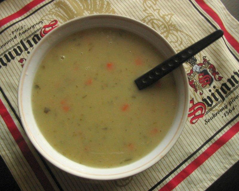 Zupa Ogorkowa (Cucumber Soup)