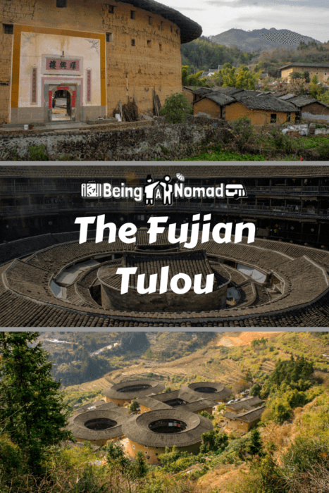 The Fujian Tulou are some of the most amazing building we've ever seen. Visiting them will not only allow them to discover these UNESCO heritage listed earth-packed roundhouses, but also meet the incredibly welcoming Hakka people. #fujiantulou #tulou #hakka #visitchina #fujian