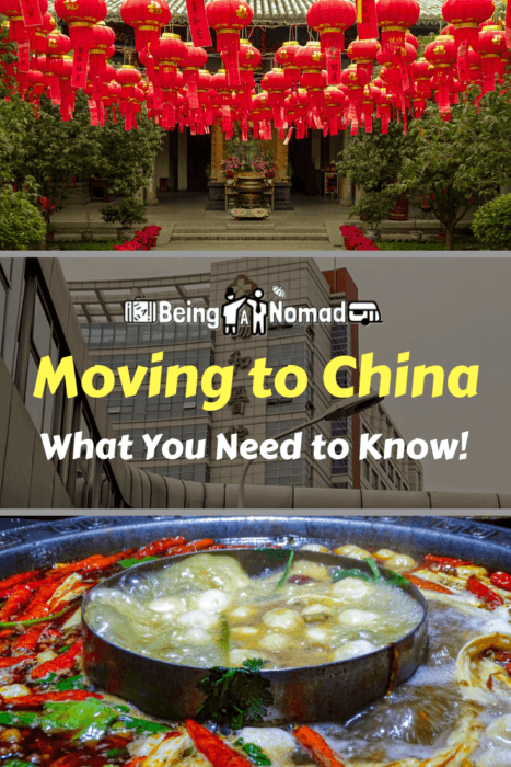 If you're considering moving to China because of a job or because you want to live there, you'll need to prepare to make things run smoothly. This post tells you what you need to know including what Chinese visa to get and what to do when you arrive. #movingtochina #livinginchina #chinaexpat #chinesevisas