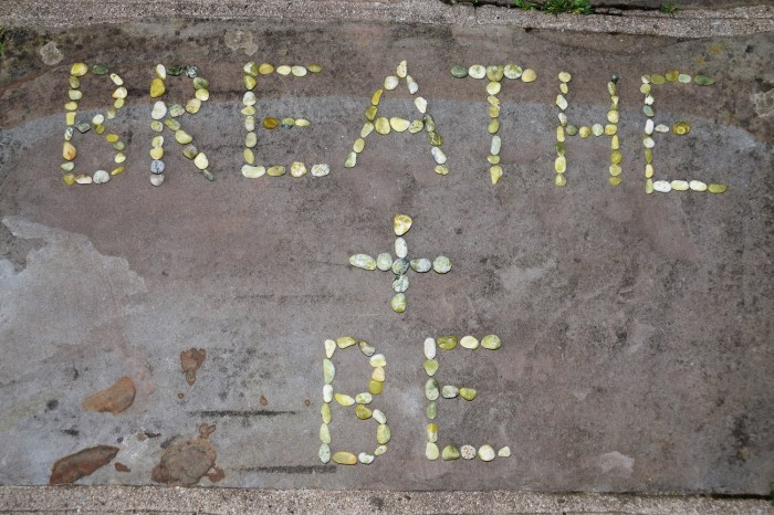 Breathe and Be 2
