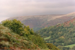 Exquisitely peaceful surroundings - The Black Mountains - Being At The Cottage