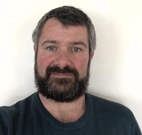 Geoff Fox is Holistic Remedial Therapist