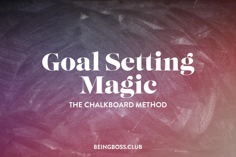 Setting Push Goals With Chalene Johnson