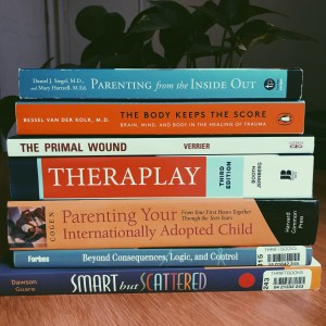 parenting children with special needs books. www.beingbrave.faith